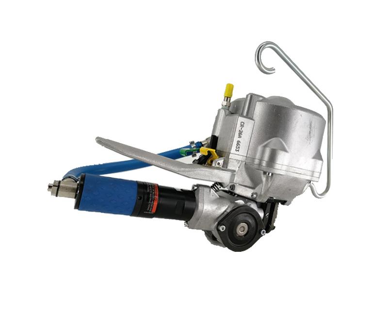 ORT CR26A气动一体式钢带打包机