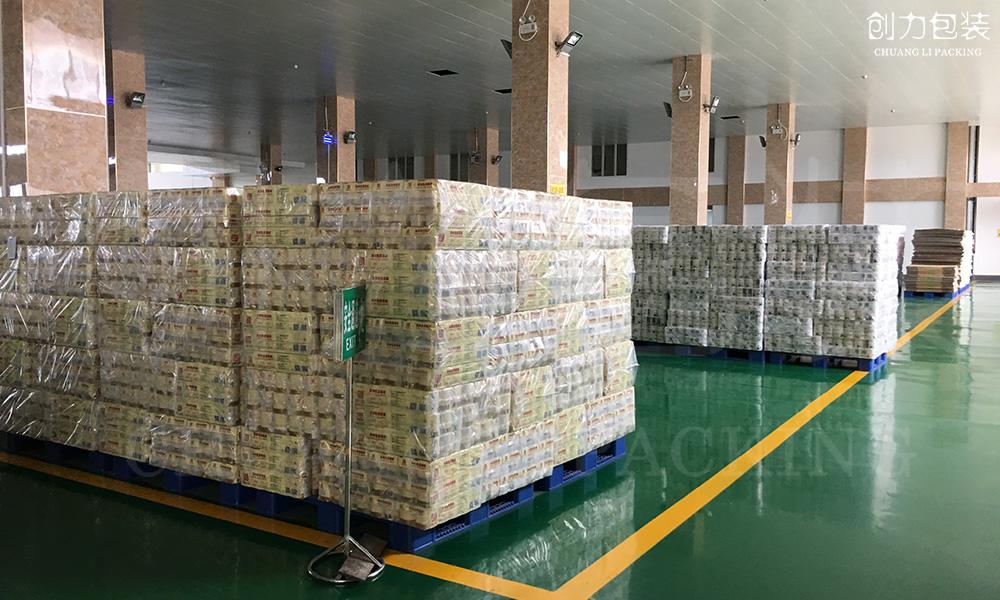 工业用纸是这样打包提升打包效率的,你知道吗?