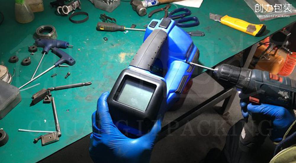 手提式电动打包机故障原因及排除方法