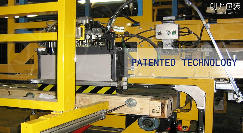 包装机械为人们降低劳动强度,提高生活品质